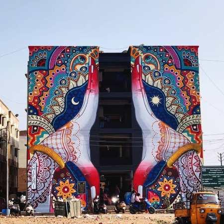 Chifumi Krohom @ Coimbatore, India