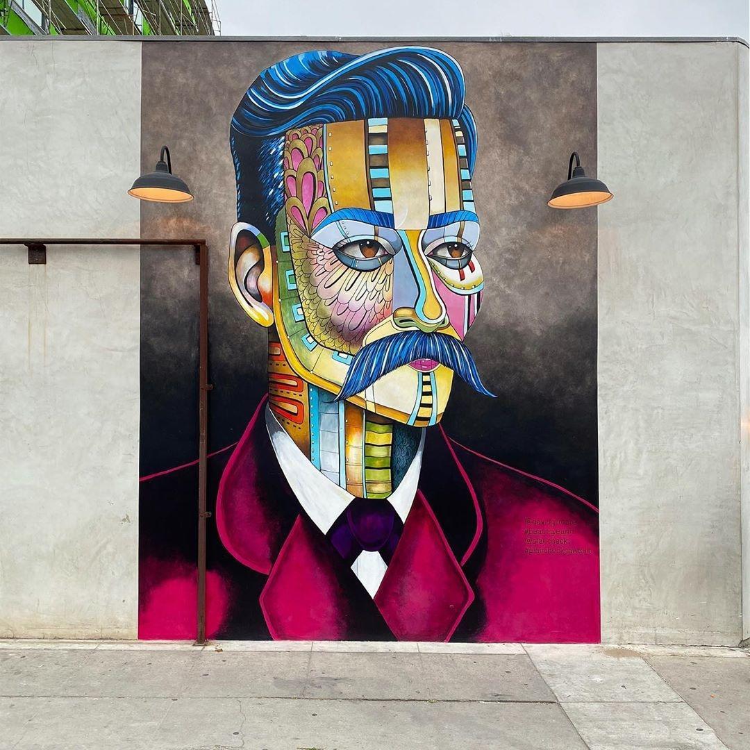 David Gilmore @ Los Angeles, USA