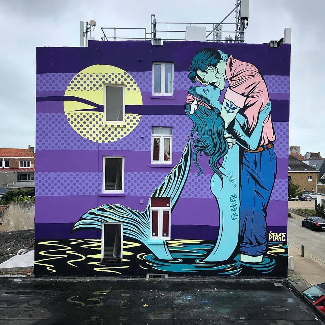 DFace @ Ostend, Belgium