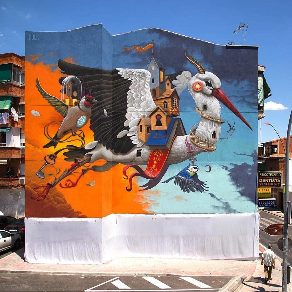 Dulk @ Madrid, Spain