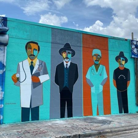 Eduardo Sanabria @ Miami, USA