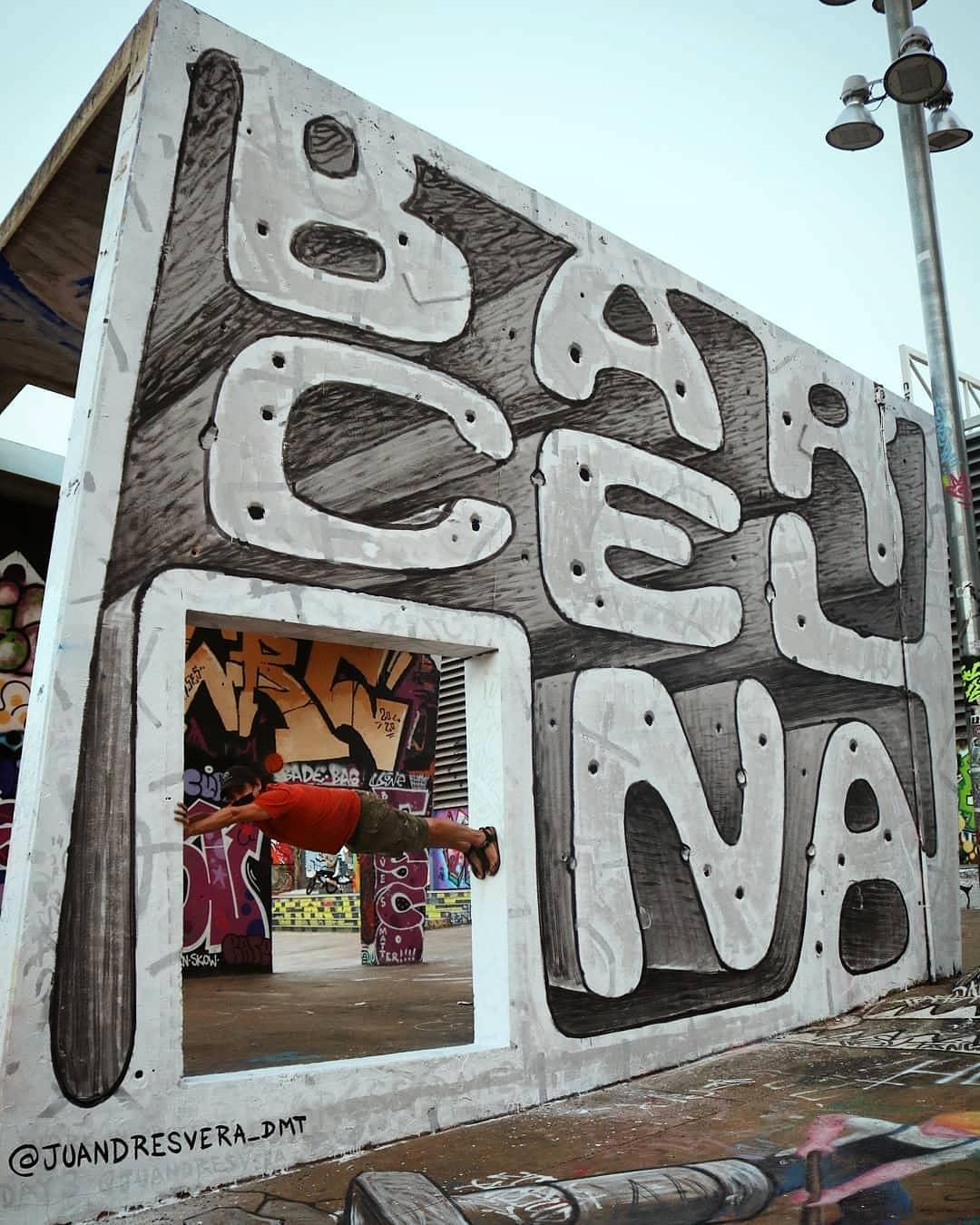 Juandres Vera @ Barcelona, Spain