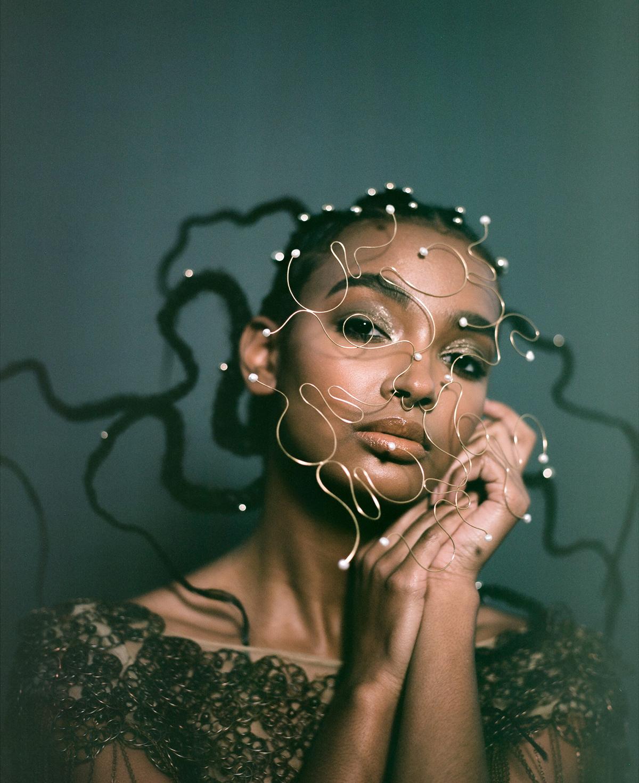 Laura Estrada Jewelr. Photography by Christian Soria
