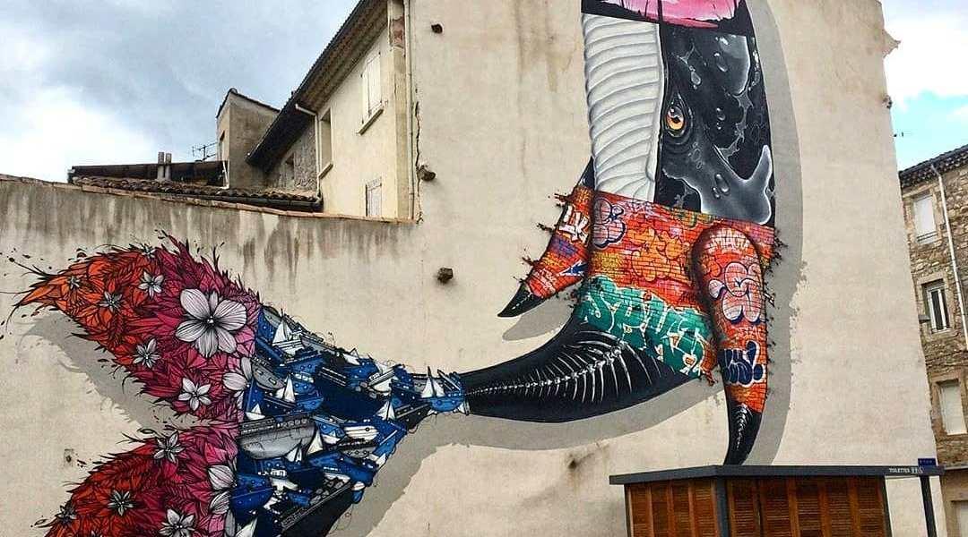 L'insecte @ Bessèges, France