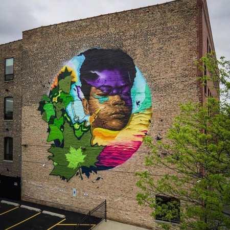 Max Sansing @ Chicago, USA