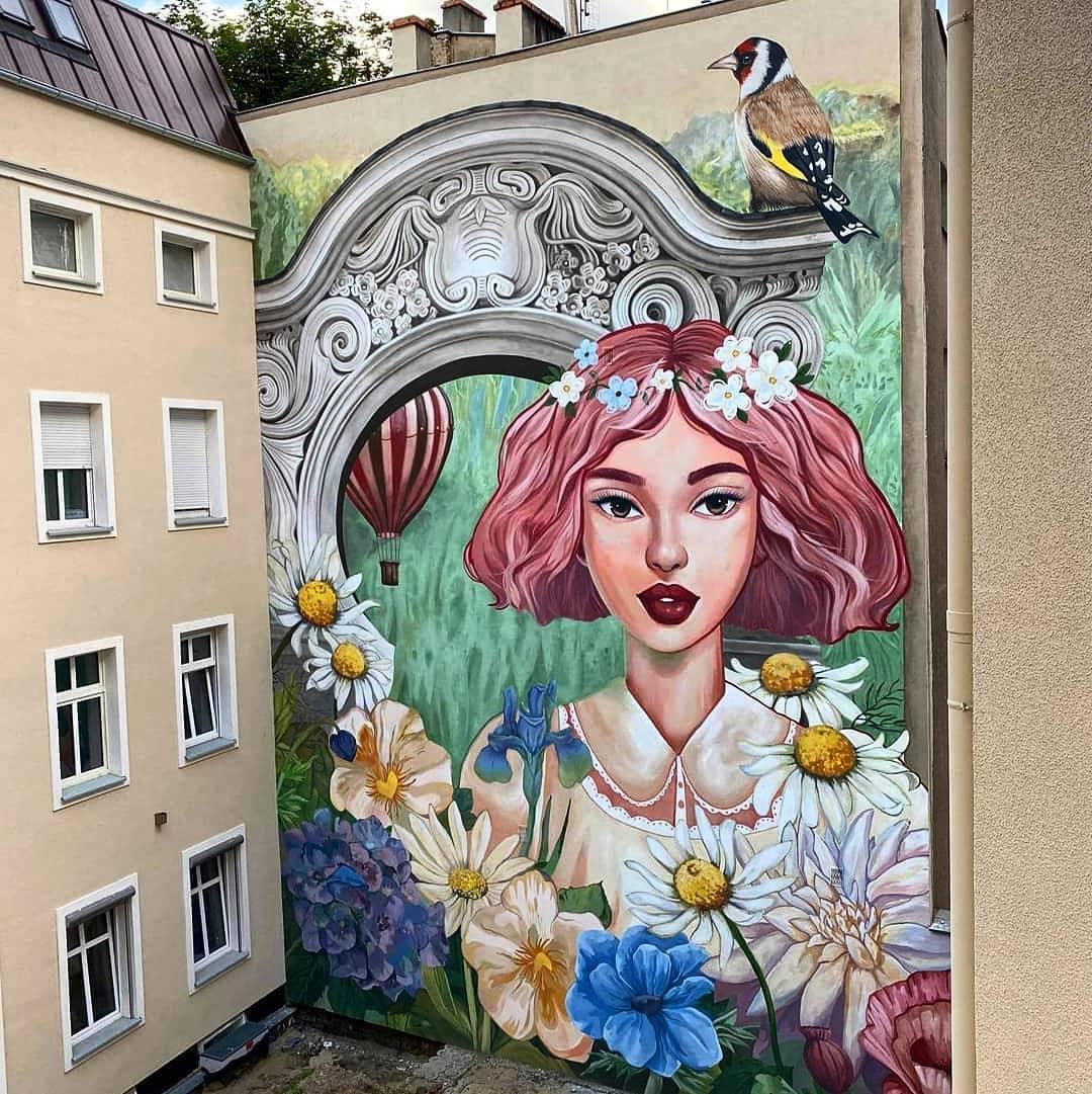 Murall @ Poznan, Poland