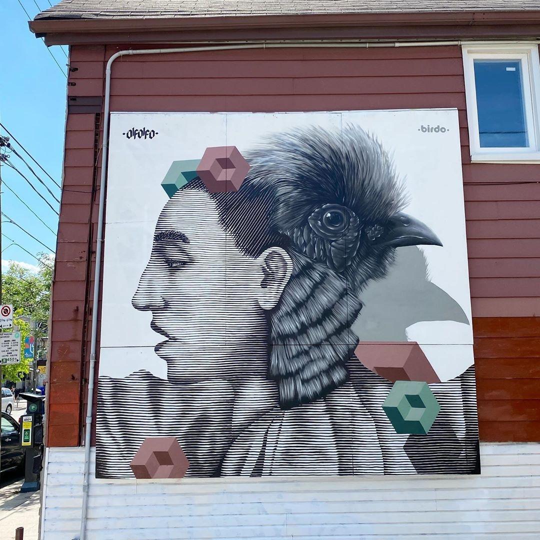 Nicolas Alfalfa + BirdO @ Toronto, Canada