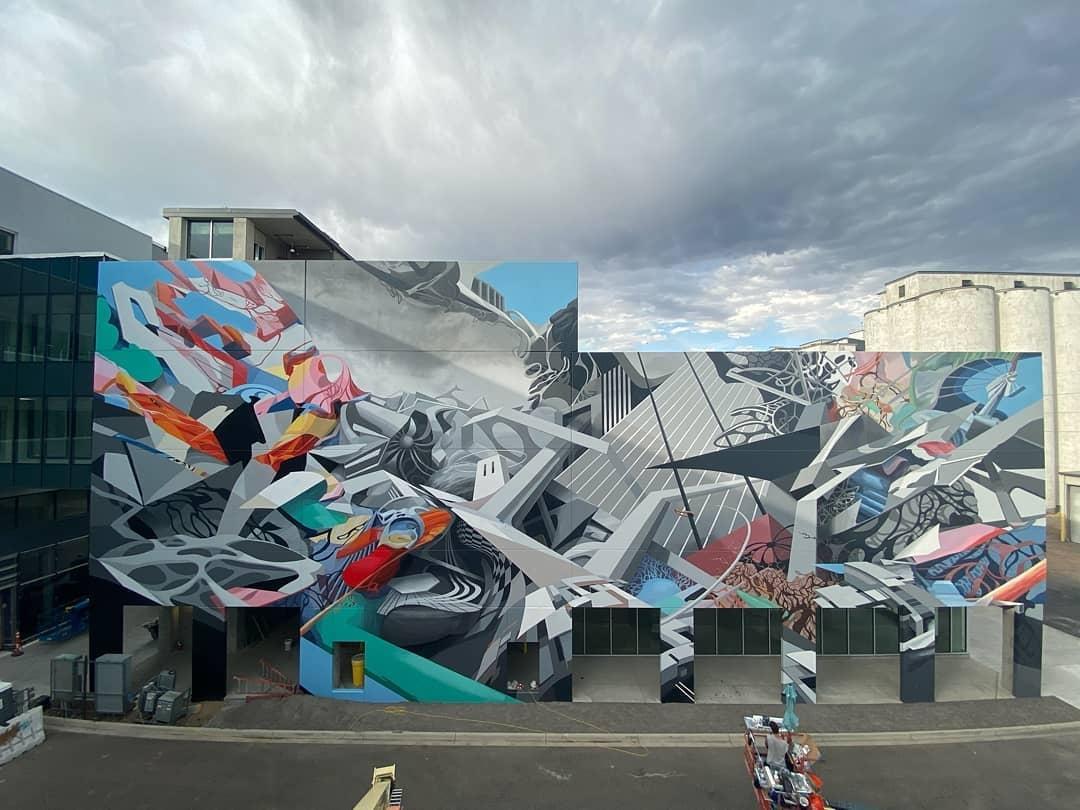 Oliver Vernon + Christian Calabrò @ Denver, USA