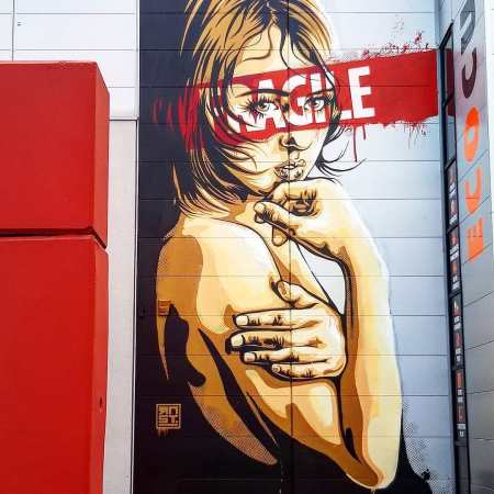 Rnst @ Montévrain, France