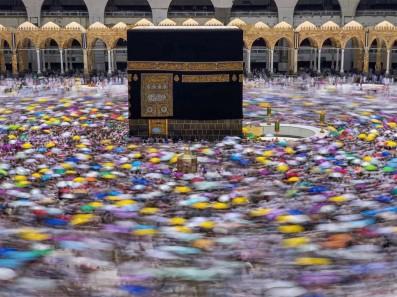 Spirituality of Colors by Abdullah Alshathri, Saudi Arabia