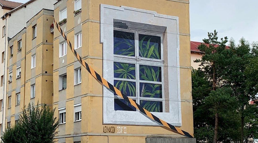 Alex Maksiov @ Sibiu, Romania