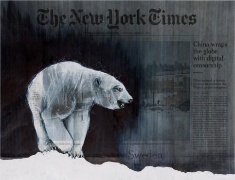 Bear Market © Lisa Törner