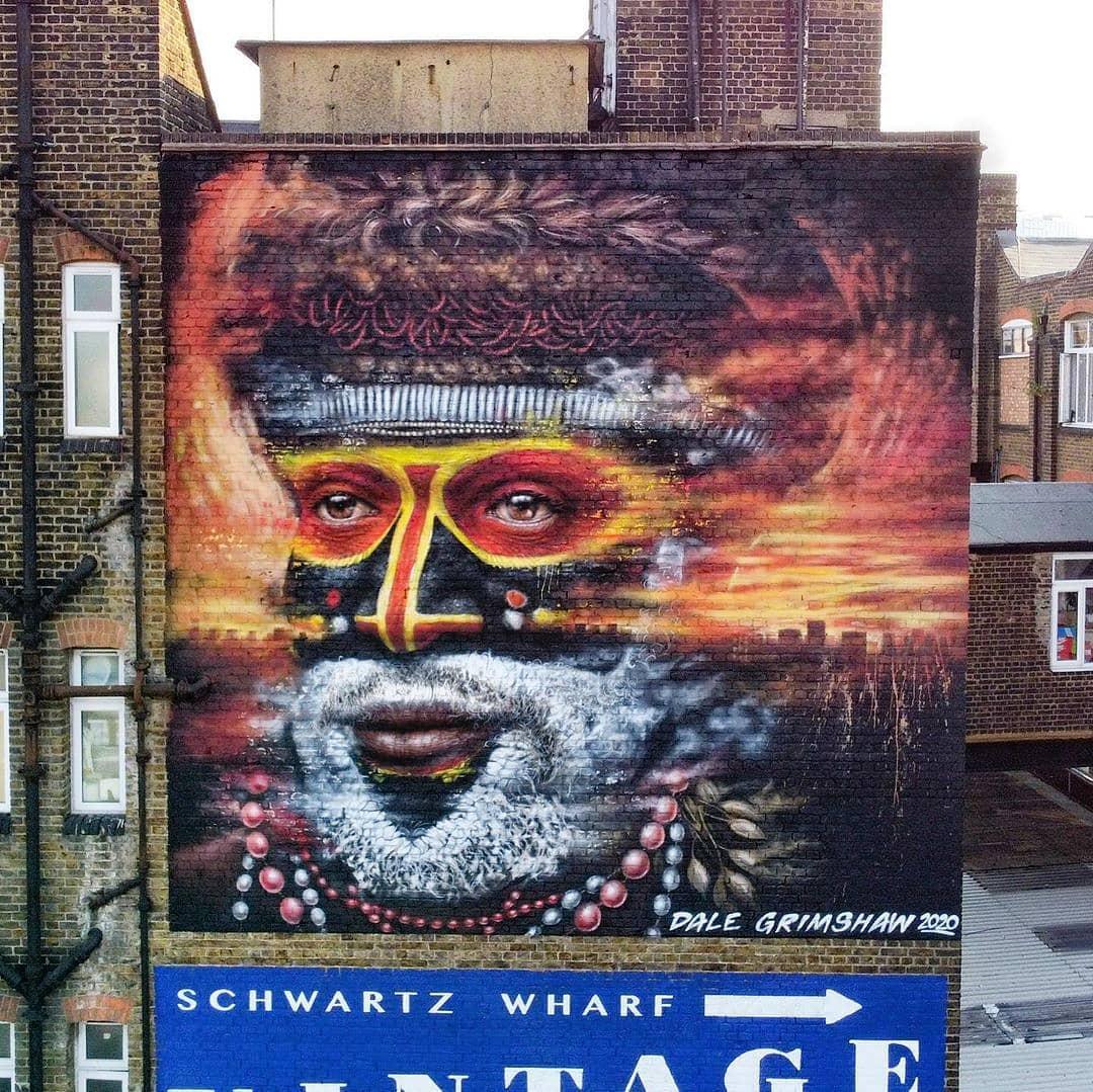 Dale Grimshaw @ London, UK