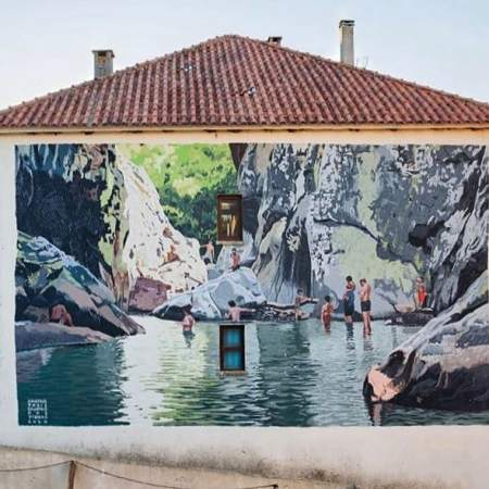 Dimitris Taxis @ Figueiró dos Vinhos, Portugal