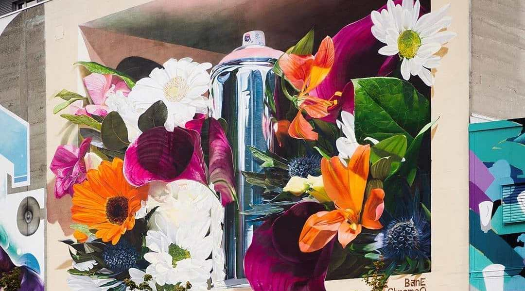 Fabian Bane Florin + Chromeo Spreadcolor @ Basel, Switzerland