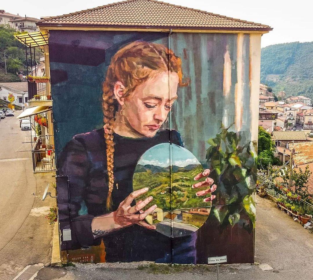 Helen Bur @ Parenti, Italy