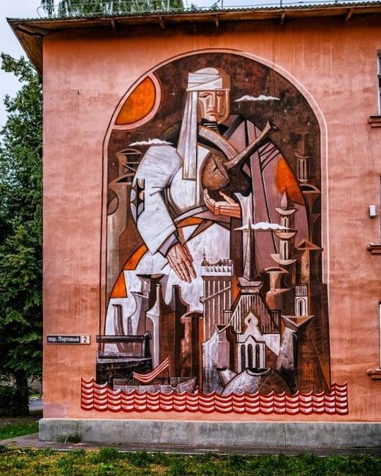 Kirill Vedernikov @ Nizhny Novgorod, Russia