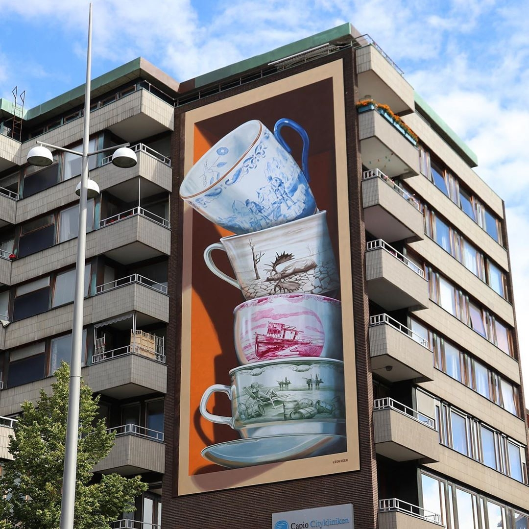 Leon Keer @ Helsingborg, Sweden