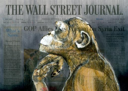 Monkey Businesses © Lisa Törner