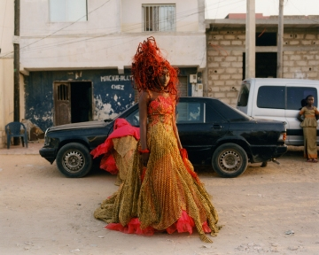 Oumou Sy by Toby Coulson