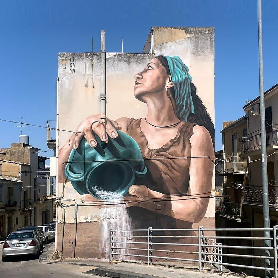 Salvo Ligama @ Caltagirone, Italy