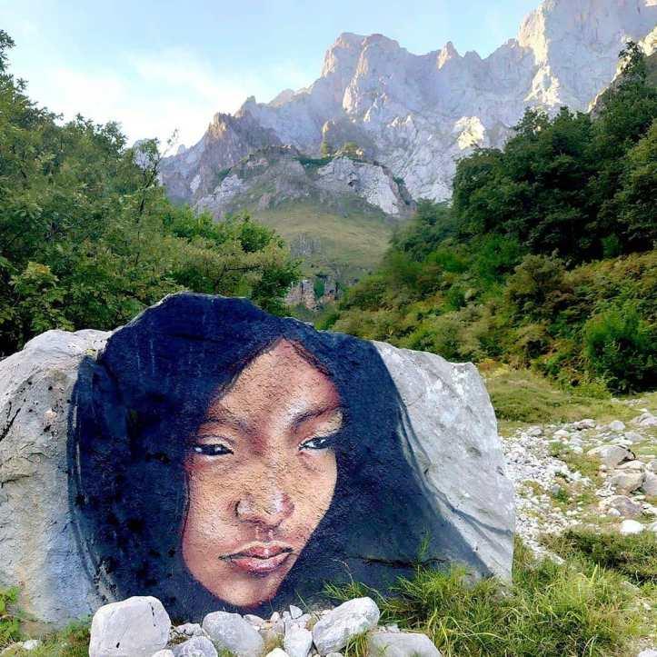 """""""Secrets des montagnes"""" by Anna Conda"""