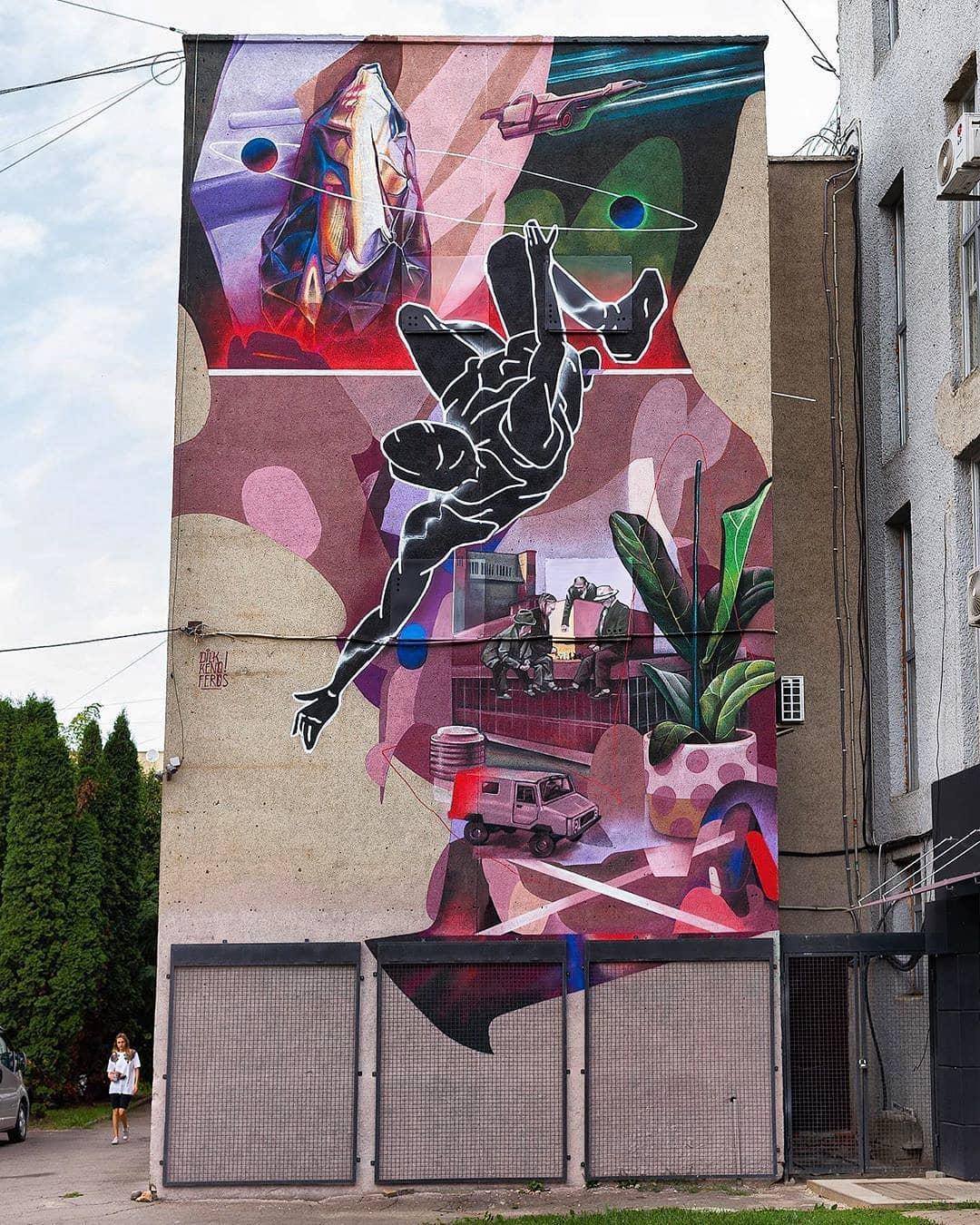 Sergiy Greh + Dilkone + Keno Kickit @ Lutsk, Ukraine