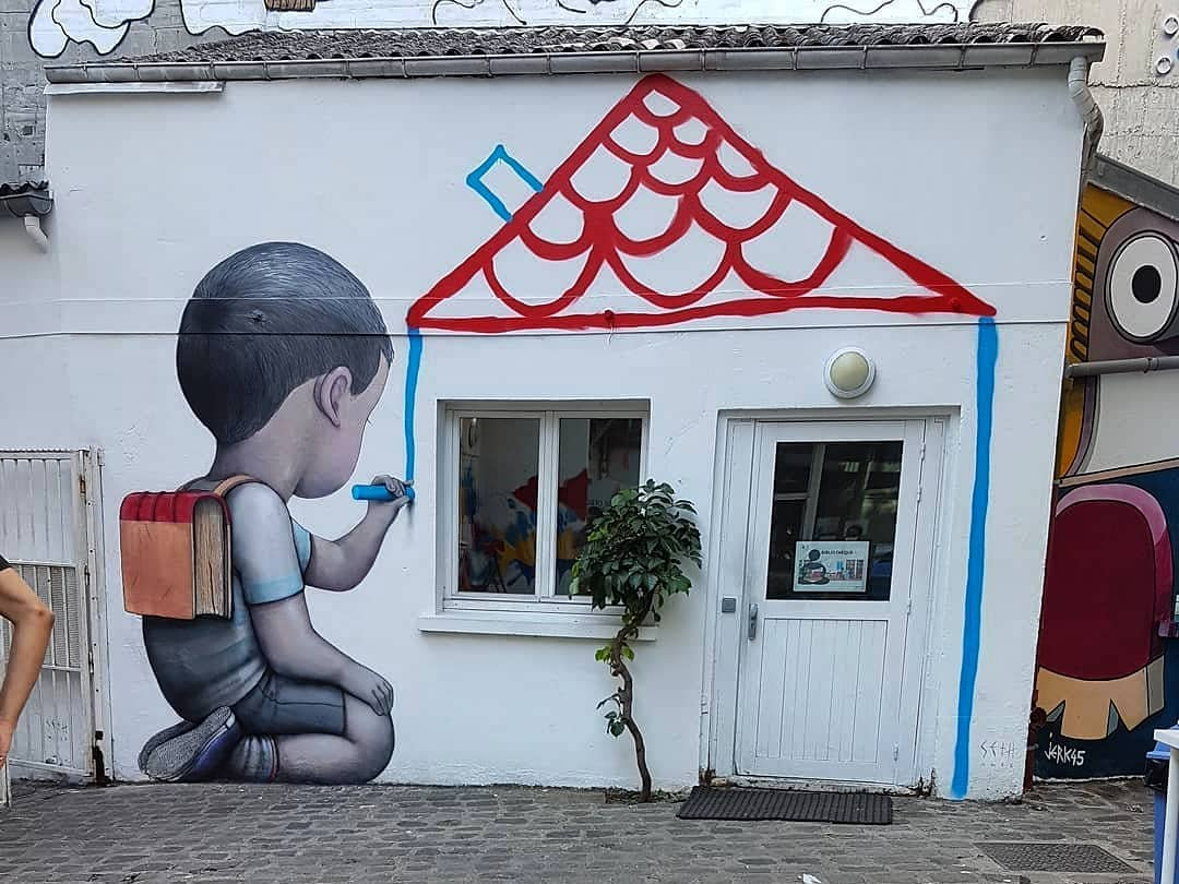 Seth Globepainter @ Paris, France
