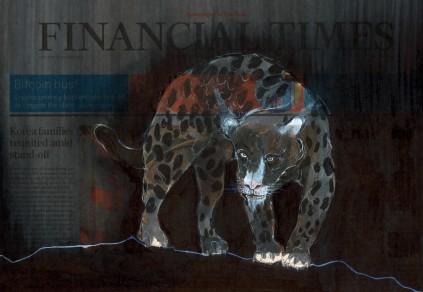 Stealth Black Panther © Lisa Törner