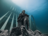 """""""The Coral Greenhouse"""" by Jason deCaires Taylor"""