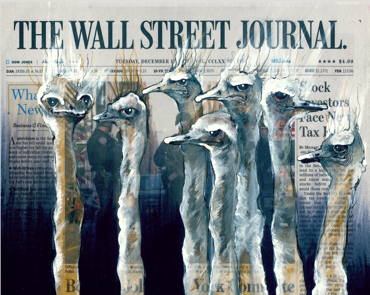 The Wall Street Journal © Lisa Törner