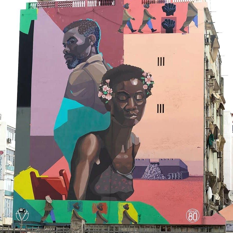 Verkron @ Luanda, Angola