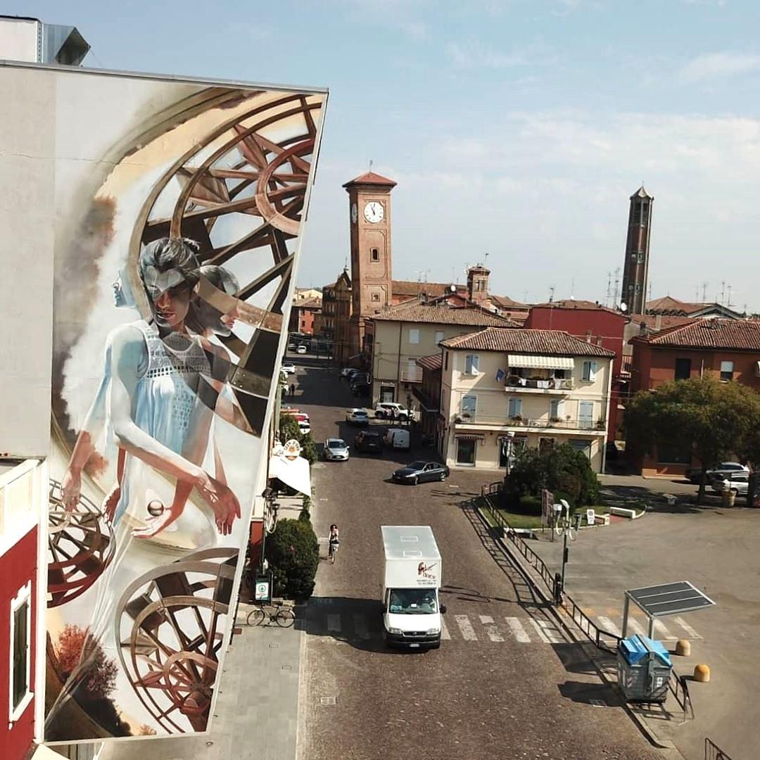 Vesod @ Molinella, Italy