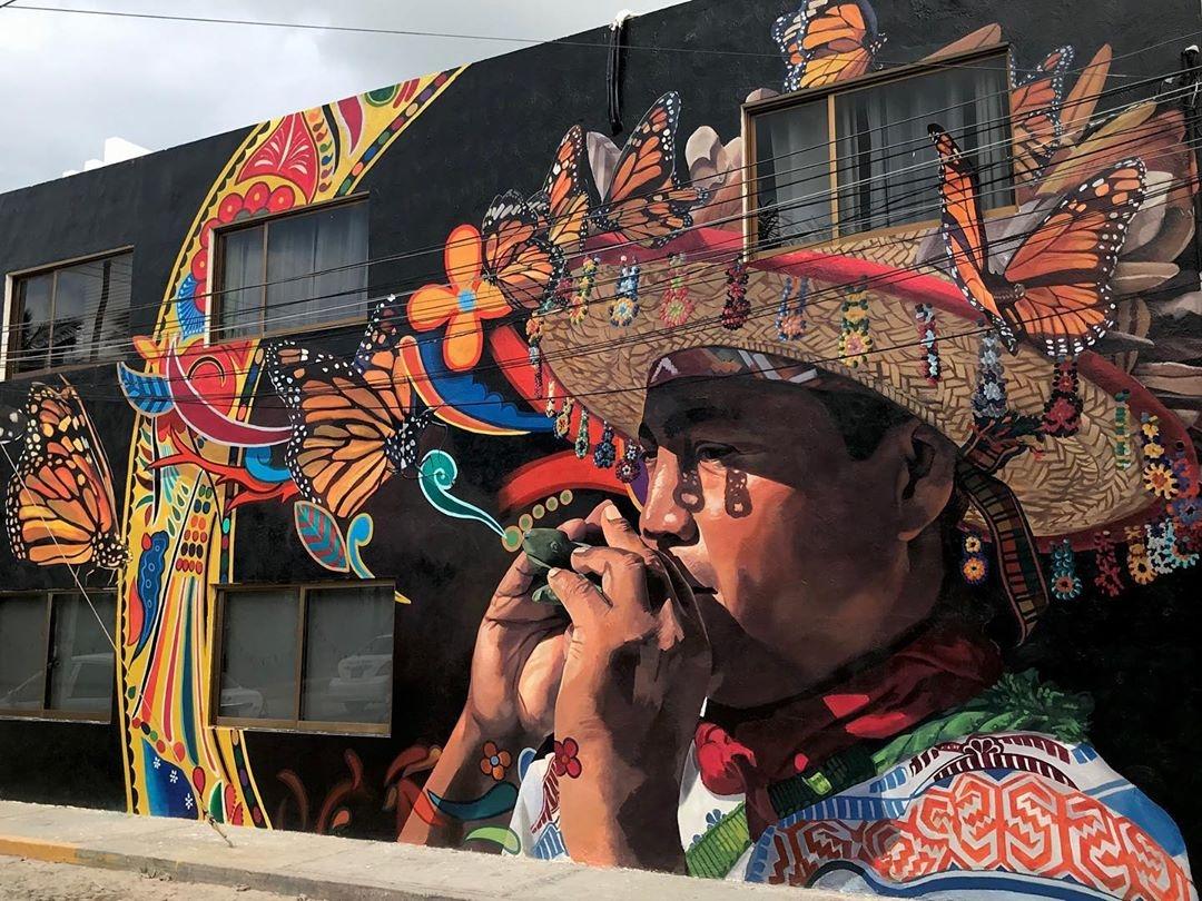 Adrian Takano @ Bucerías, Mexico