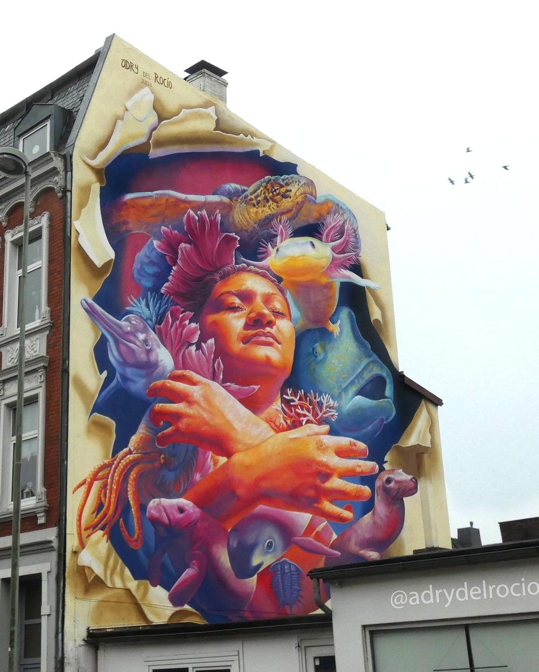 Adry del Rocio @ Wilhelmshaven, Germany