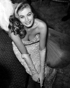 Anita Ekberg, anni '60