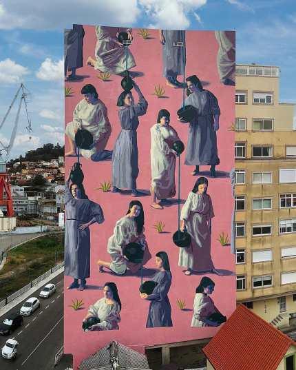 Colectivo Licuado @ Vigo, Spain