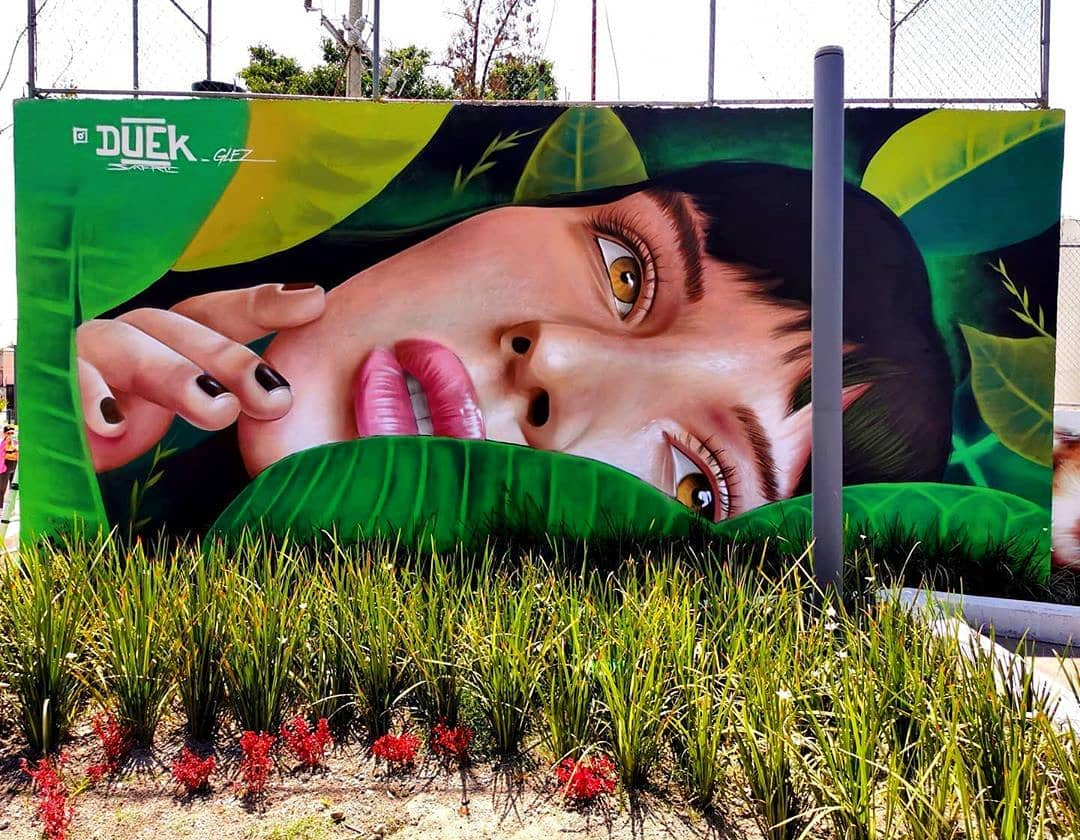 Duek Glez @ Mexico City, Mexico