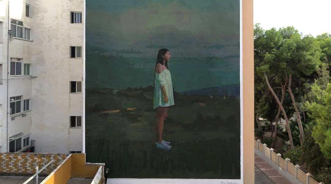 Eliza Capdevila @ San Juan De Alicante, Spain