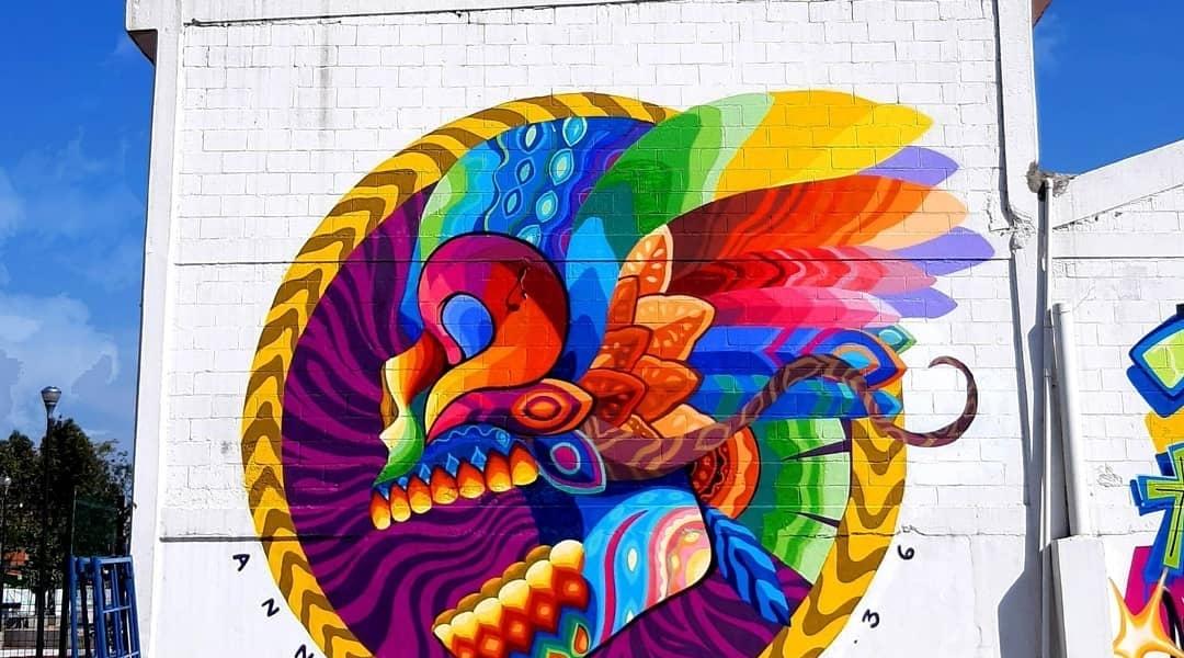 Farid Rueda @ Nezahualcóyotl, Mexico