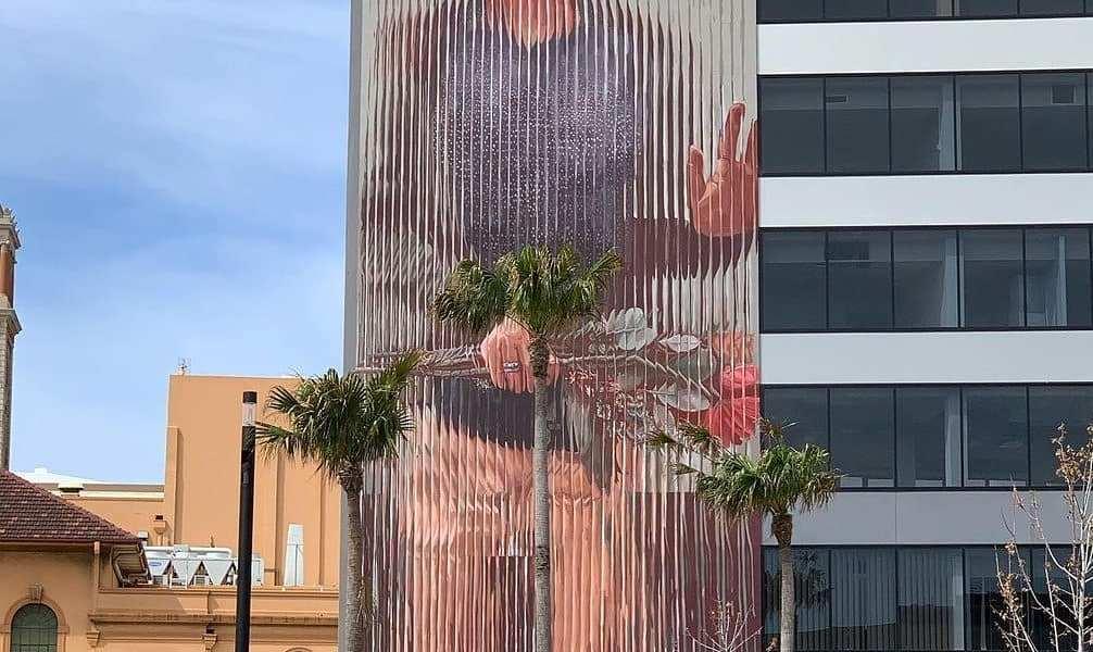 Fintan Magee @ Newcastle, Australia