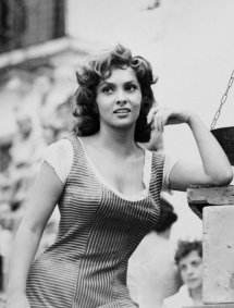 Gina Lollobrigida, anni 60