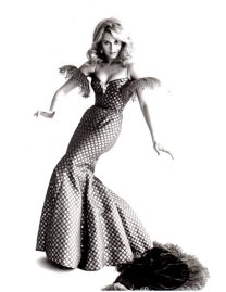 Jane Fonda in 'Cat Ballou'. 1965