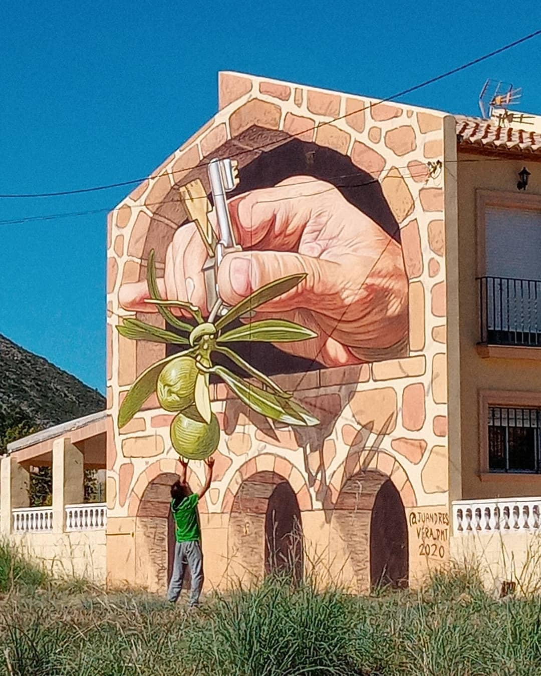 Juandres Vera @ Benichembla, Spain