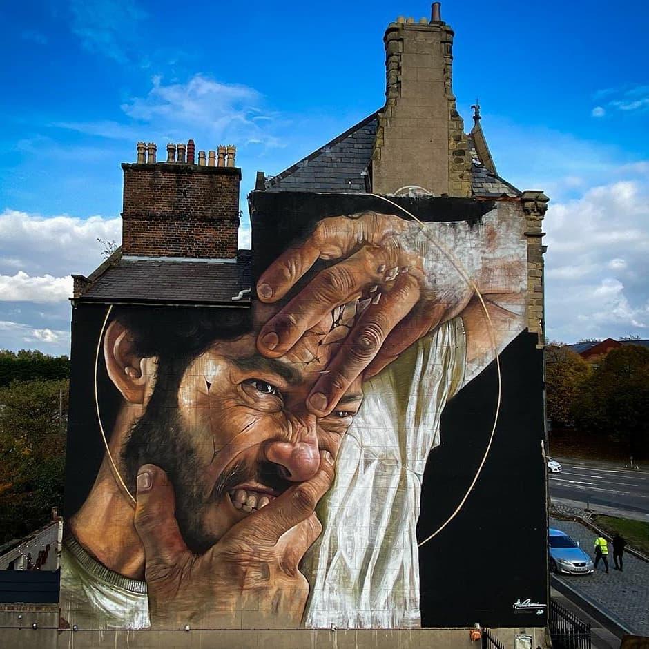 Liam Bononi @ Liverpool, UK