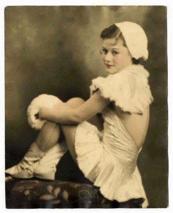 Lucille Ball da teenager