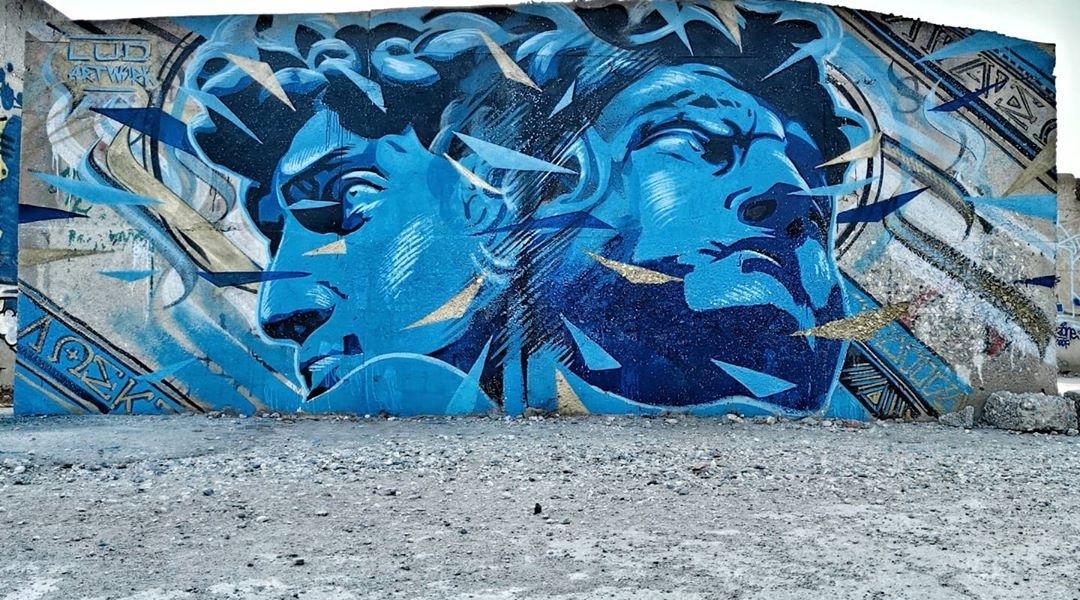 Lud @ Naxos, Greece