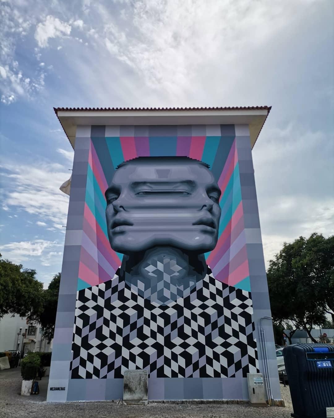 Medianeras @ Lisbon, Portugal