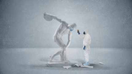 """""""à la fin…"""" by Nicolas Lichtle"""