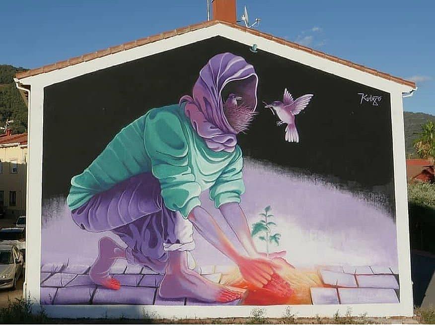 PeKolejo @ Losar de la Vera, Spain